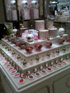 Les Merveileuses Ladurée Beauty Counter